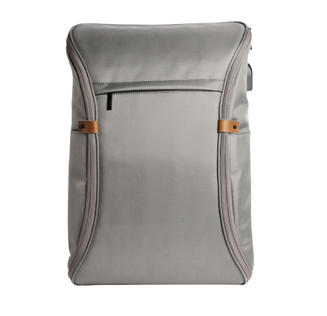 Simple Fashion Men Solid Backpack Male Travel Multifunctional Waterproof Computer Bag Casual USB Rechargeable Shoulder BagL277 waterproof fashion simple men backpack