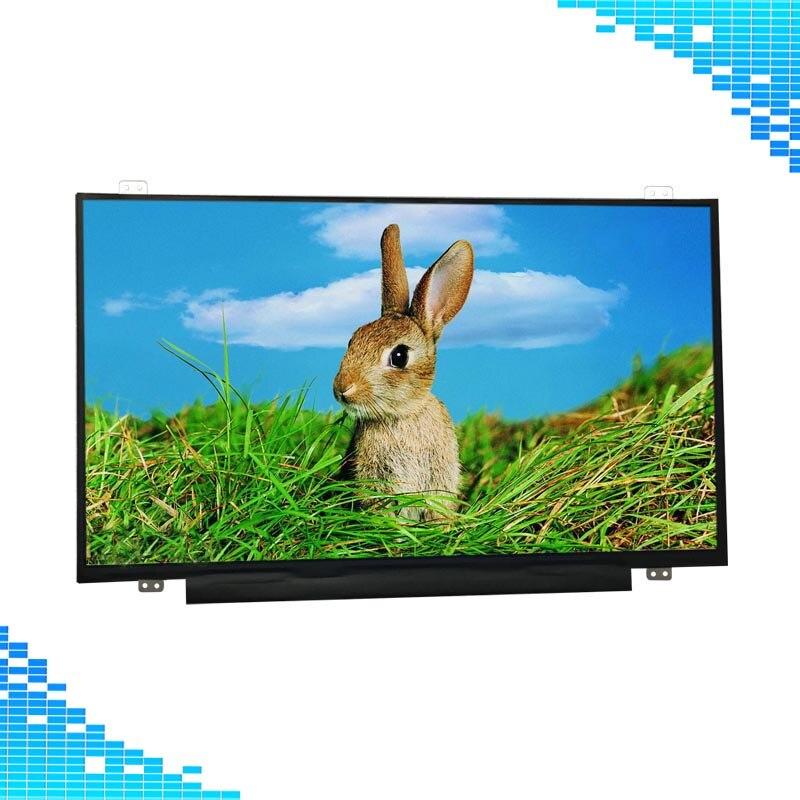 30pin 14 Slim IPS Screen Laptop LCD LED Screen Compatible BOE NV140FHM-N43 V140FHM N43 Laptop screen soncci 30pin 14 ips laptop lcd led screen compatible boe nv140fhm n43 slim lcd display