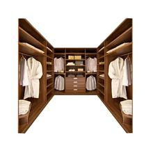 Весь гардероб по индивидуальному заказу гардеробная/вешалка для одежды