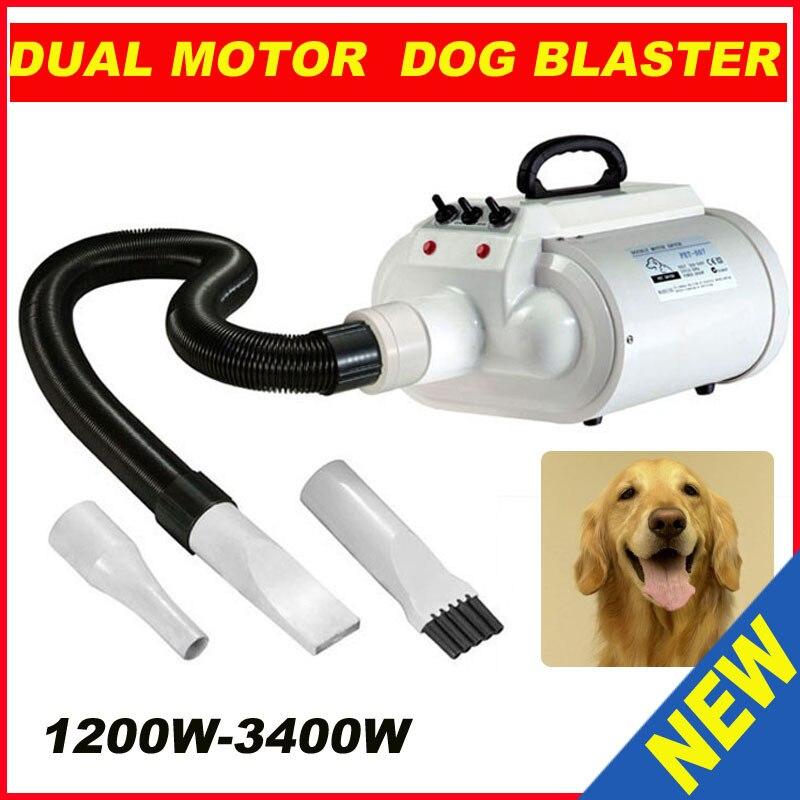 Tiempo-limitado secador para perros con Micalor de Mecalor de doble Motor belleza perro grande secador de pelo aseo Ac110v o 220 V-240 V