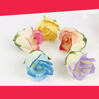 2016 rose soaps Valentine's day flower head flower factory outlet 50 pieces/pack