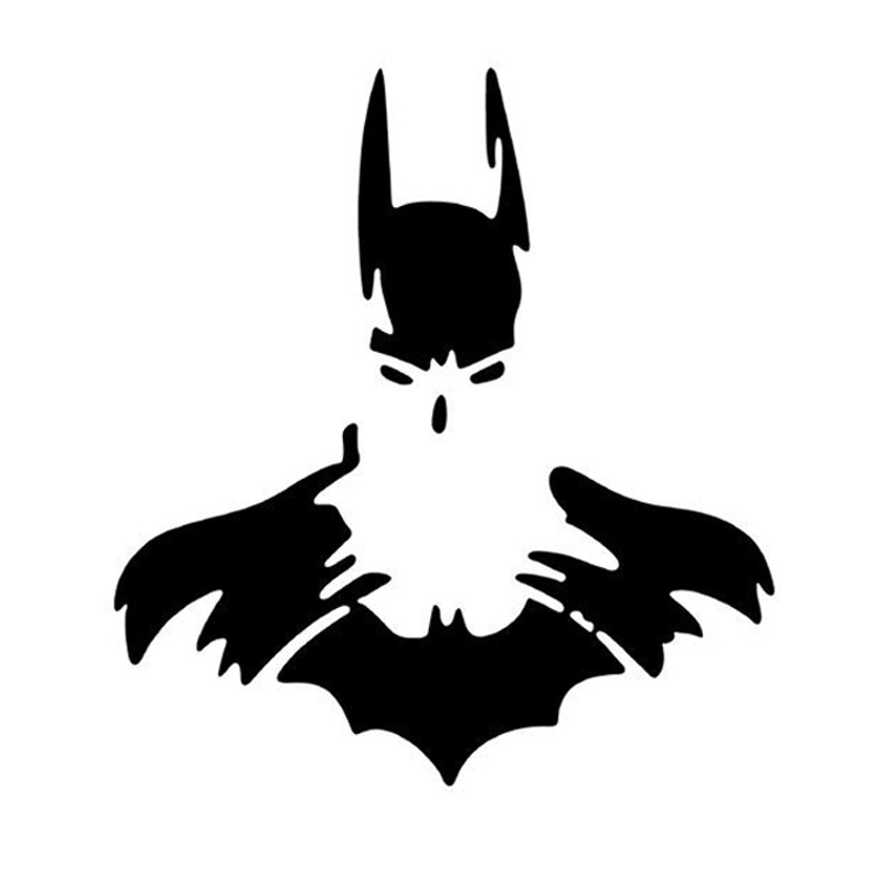 Online Get Cheap Batman Car Window Decals Aliexpresscom - Car sticker decals