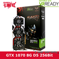 2016 Colorful iGame NVIDIA GeForce GTX 1070 GPU видеокарты 8 ГБ 256bit GDDR5 PCI-E X16 3.0 Видеокарта DVI + HDMI + 3 * DP Порт
