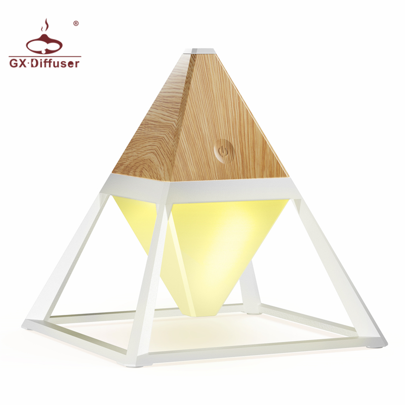 GX.Diffuser Mini Art Deco Waterproof LED Lamp Eye Protection Light Desk Table Lamp Dimmable Ouch Switch Table Lamp Study Lamp