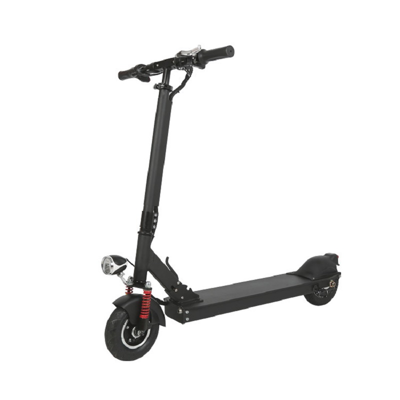 48V 500W Electric Kick Scooter 8 Pneumatic Wheel DIY Electric Bicycle Scooter Brushless Hub Motor EBS E brake Rear Suspension