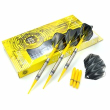 CUESOUL GLORY 85% Tungsten 16g Soft Tip Dart Set With Red Tips