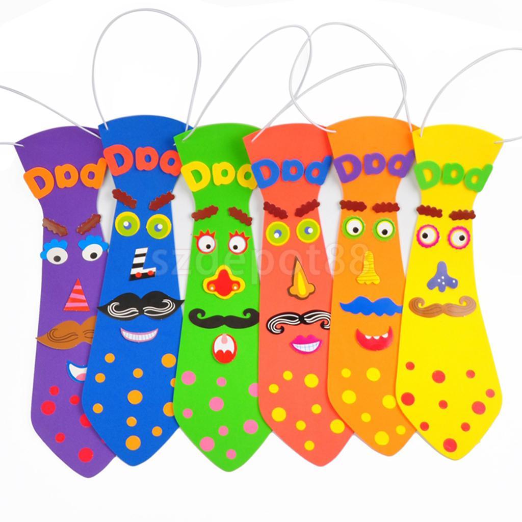 rechercher le dernier New York acheter € 2.08 22% de réduction|Faire votre propre Kit de cravate Expression fête  des pères bricolage dans Cravates de Mère et Enfants sur AliExpress.com |  ...