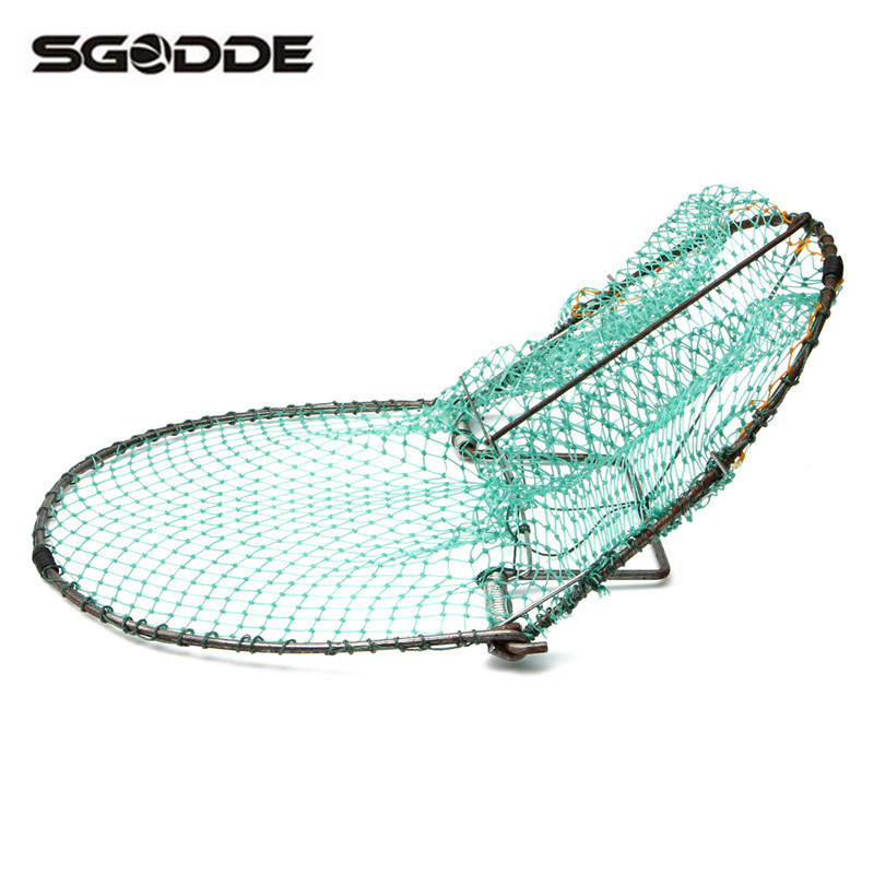 Image 4 - Outdoor Hunting 300mm/12inch Bird Net Effective Live Trap Hunting Sensitive Quail Humane Trapping Polyethylene Net + Steel Frame-in Hunting Gun Accessories from Sports & Entertainment