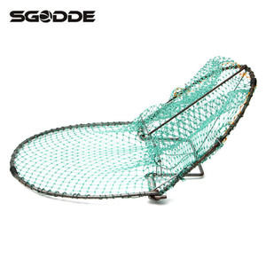 Image 4 - Outdoor Hunting 300mm/12inch Bird Net Effective Live Trap Hunting Sensitive Quail Humane Trapping Polyethylene Net + Steel Frame