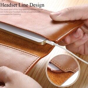 Image 3 - FLOVEME 5.5 inç cüzdan çanta samsung kılıfı S8 S9 S7 S6 kenar kapak klasik deri kılıfı için iPhone X 8 6 s 7 artı 5 5S se durumda
