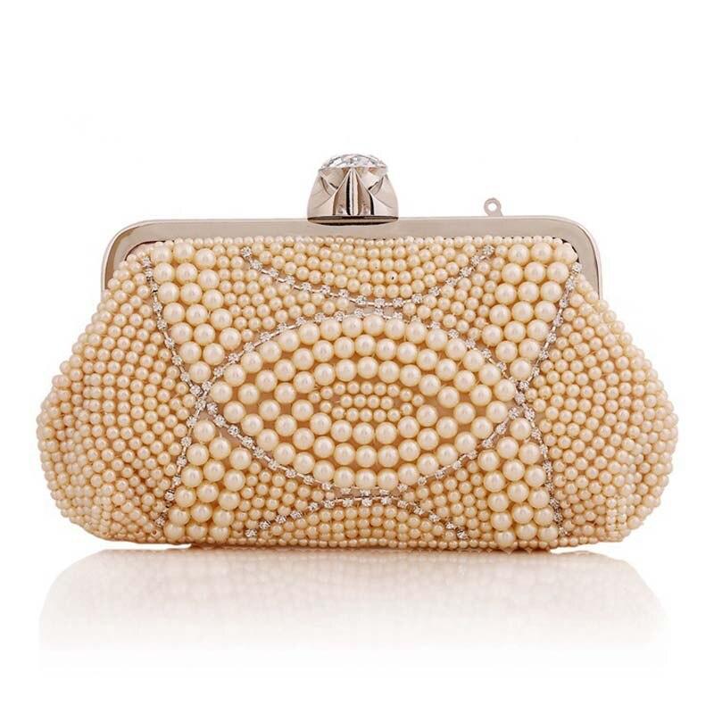Restor Style Crystal Evening Bag Clutch Bags Clutches Lady Wedding Purse Rhinestones Wedding Handbags Silver/Gold Evening Bag стоимость