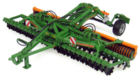 1:16 scale 5342 6002 2TS _32 arable land machine plough Alloy tractor accessories Farm vehicle model Collection models miniature