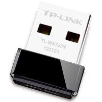 TP-LINK wn725n البسيطة usb بطاقة شبكة لاسلكية 150 300mbps ap راوتر wifi استقبال الارسال usb محول لل المكتبية دفتر