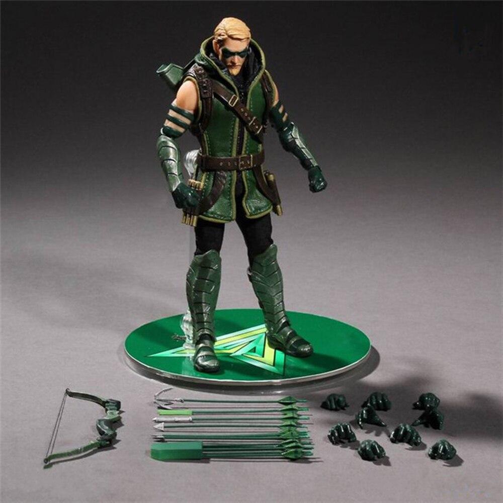 DC Comics Green Arrow One:12 Collective Figure Toys 16cm