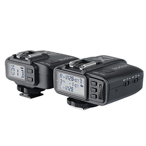 Godox X1N i-TTL 2.4G Wireless Flash Trigger High Speed Sync For Nikon SB-900 SB-910 D7000 D800