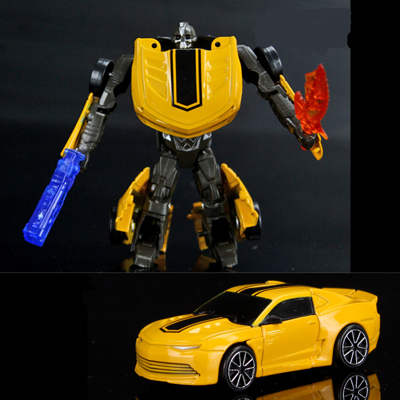 10cm Alloy Robot <font><b>Transformation</b></font> <font><b>Action</b></font> <font><b>Figure</b></font> Toys, 1:43 Scale Diecast Metal Cars Model, <font><b>Transformation</b></font> Brinquedos, Kids Toys