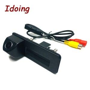 Image 2 - Idoing CCD Car Rear Camera Special camera For Skoda Octavia 2 Car Radio Multimedia DVD Audio Vedio Player