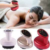New electric scraping health care dual use dredge instrument cupping massage instrument body massager