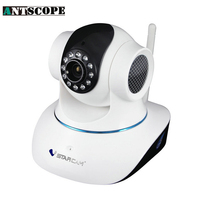 2015 Vstarcam T6835 Micro Tf SD Card Security IP Camera Wireless Wifi P2P Plug Play IR