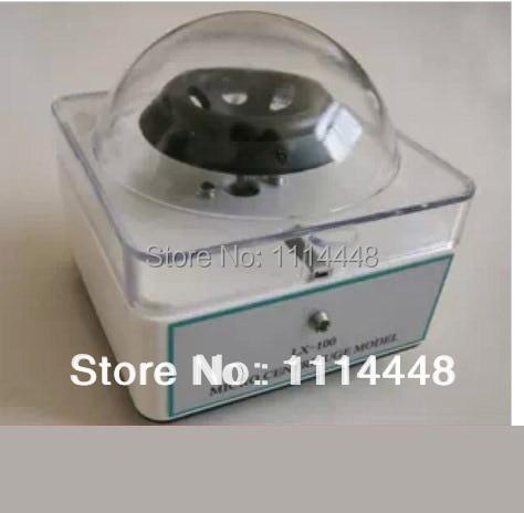 New LX-100 Mini Desktop Electric Medical Lab Centrifuge 3000rmp 1.5mlx6/0.5mlx6/0.2mlx6 lx 100 mini desktop electric medical lab centrifuge 3000rmp 1 5mlx6 0 5mlx6 0 2mlx6