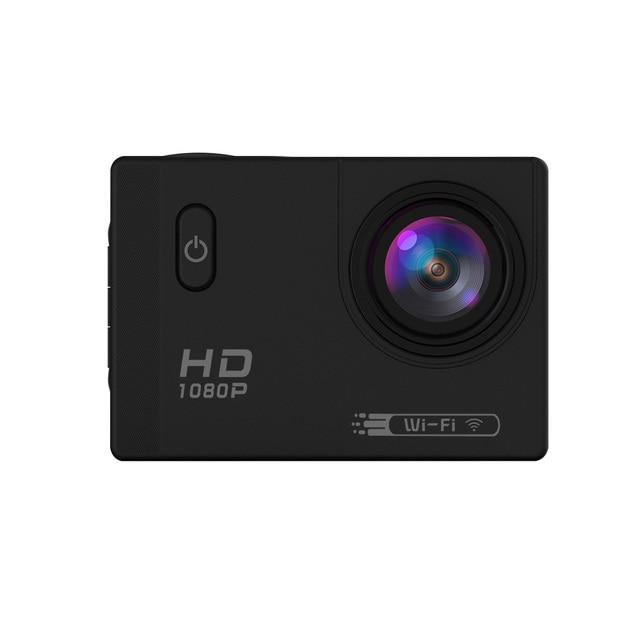 GOLDFOX 2.0 дюймов 1080 P WI-FI Действие Мини-Камера 30 М Идти дайвинг Pro Спорт DV Рекордер Видеокамеры Велосипед Шлем Автомобильный ВИДЕОРЕГИСТРАТОР Cam