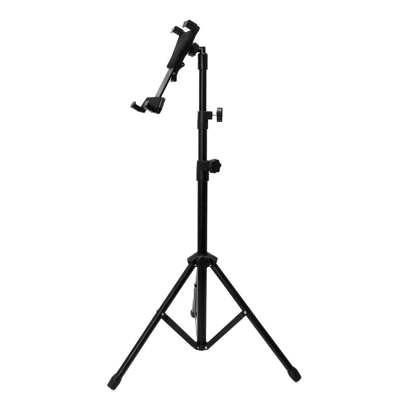 Tripod Stand Adjustable Tablet Mount 7 10inch Portable For