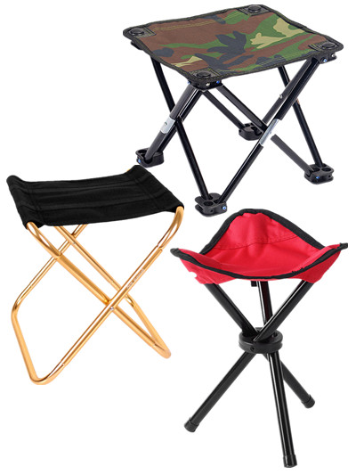 Incredible Us 10 64 41 Off Portable Oxford Cloth Folding Outdoor Fishing Chair Camping Bbq Folding Stool In Beach Chairs From Furniture On Aliexpress Evergreenethics Interior Chair Design Evergreenethicsorg