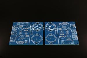 Image 3 - Simples classe a jlh 1969 kit amplificador de potência de dois canais st2n3055 placa amplificador kit diy
