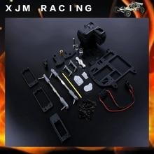 Система рулевого управления с пластиковый корпус батареи набор для HPI Baja 5B 5 т 5SC