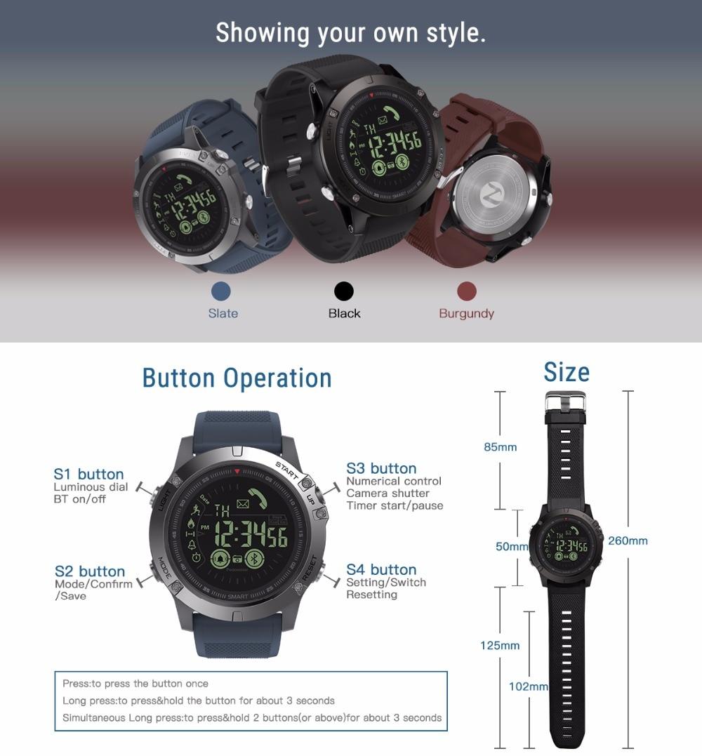 New Zeblaze VIBE 3 Flagship Rugged Smartwatch New Zeblaze VIBE 3 Flagship Rugged Smartwatch HTB1sPo9iTnI8KJjSszgq6A8ApXau