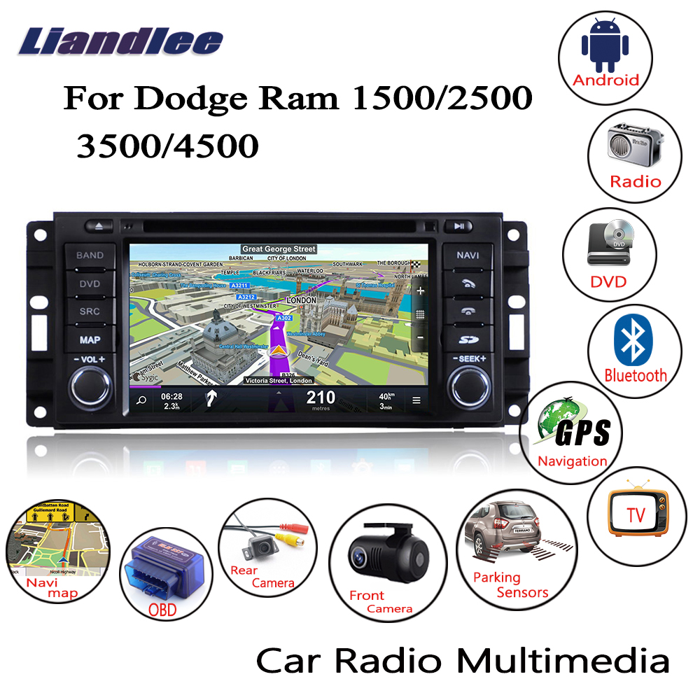 Liandlee For Dodge Ram 1500250035004500 20072012 Android Car Rhaliexpress: 2007 Dodge Ram Satellite Radio Not Working At Gmaili.net