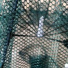 NEW Strengthened 4-20 Hole Automatic Fishing Net Shrimp Cage Nylon Foldable Crab Fish Trap Cast Net Cast Folding Fishing Network