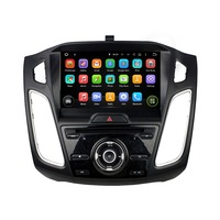 KLYDE 9 1 Din Android 8.1 Car Radio For Ford Focus 2015 2018 Car Audio Multimedia Car Stereo Mirror link DVD Steering Wheel