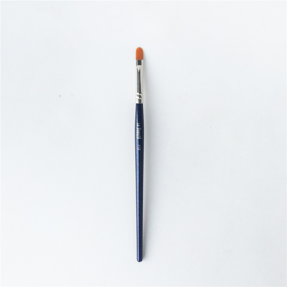 Beauty Blender Or Brush For Full Coverage: La Beate 110 PRECISION CONCEALER BRUSH Small Detailed