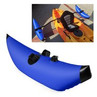 Outrigger Stabilizer Water Float Kayak PVC Inflatable Outrigger Kayak Aaccessories Canoe Fishing Boat Standing Float Stabilizer