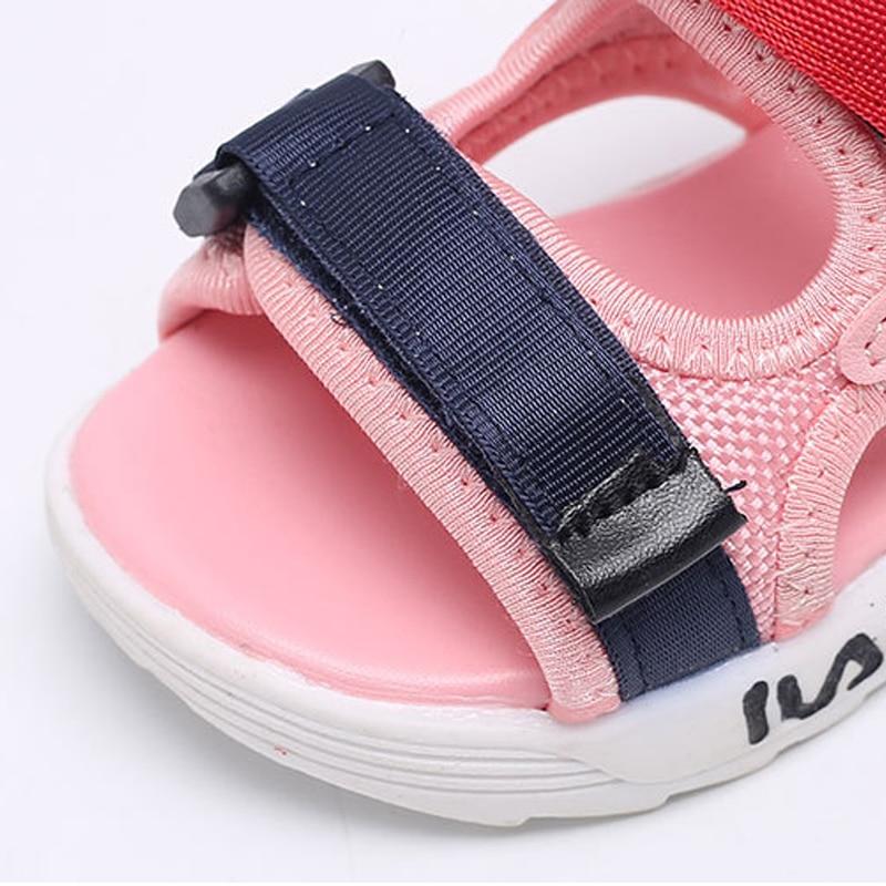 Sandals Children Toddler Girls Summer Sandal 2018 Kids Shoes Little Boy Sport Sandals Quality Kids Rubber Sandals Girl Boys 3