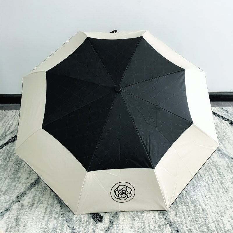 PALONY Flowers Umbrella Rain Women Windproof Ultralight Sun Rain Automatic Folding Umbrellas Lady Umbrella Paraso