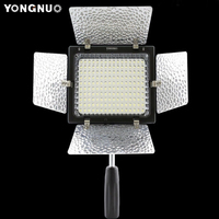 YONGNUO YN 160 II Flash LED For Canon 650D 5D Mark II 6D 7D 60D 600D Light Cameras Camcorders Video Light Lamp Remote Control