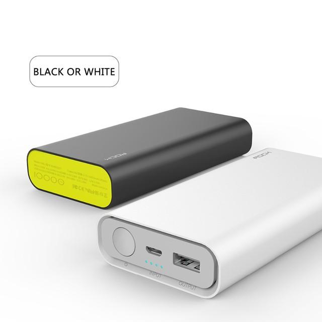 Portátil batería power bank 10000 mah carga rápida 2.0 universal de batería externa del cargador móvil portable powerbank para iphone