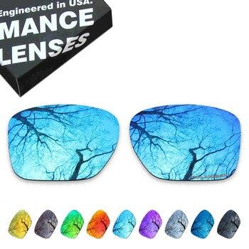 7c4c2bdef ToughAsNails resistir la corrosión del agua de mar polarizado lentes de repuesto  para Oakley Sliver XL gafas de sol-opciones múltiples