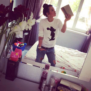 99f75335 jujuland women Long Sleeve t shirt tops female tshirts
