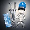 6Pcs/lot 44% Peroxide Tooth Whitener 5ml Oral Gel Dental Trays Teeth Whitening Lamp Dental Bleaching Home Kit Dental Equipment