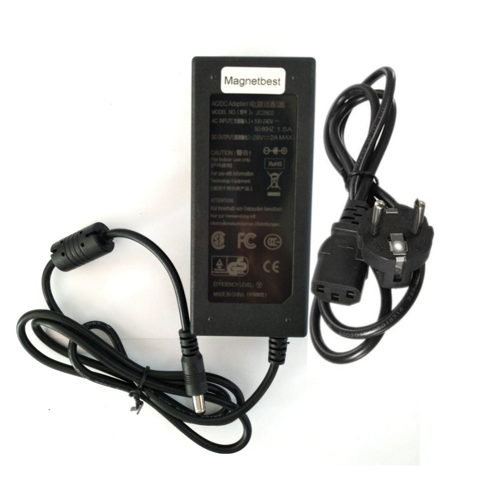 AC Adapter For PMW280200 28V 2A OPI Studio LED Lamp Light GL900 DC Power Supply