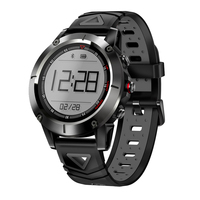RUIJIE GPS Smart Watch IP68 Waterproof Blood Pressure Oxygen Heart Rate Compass Swimming Sports Smartwatch for Android IOS