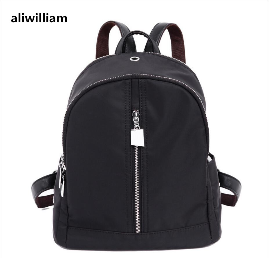 New Shoulder Bag Female Oxford Cloth Korean Fashion Personality Wild Canvas Bag Tide Backpack Female Large Capacity BackpacK oxford bag korean version of the female students shoulder bag large capacity backpack canvas backpacks