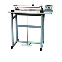 Pedal Control Aluminum/Plastic Bag Making&Sealing&Cutting Machine