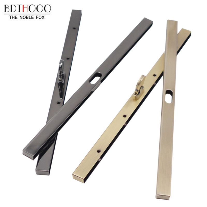 1PC 19cm Metal Purse Frame For Wallet Making DIY Bags Accessories Frame Women Clutch Wallet Kiss Clasp Lock For Bag