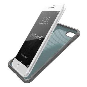 Image 5 - X doria telefon kılıfı için iPhone 7 8 artı savunma Lux askeri sınıf damla test koruyucu kılıf kapak iPhone 7 8 artı Coque