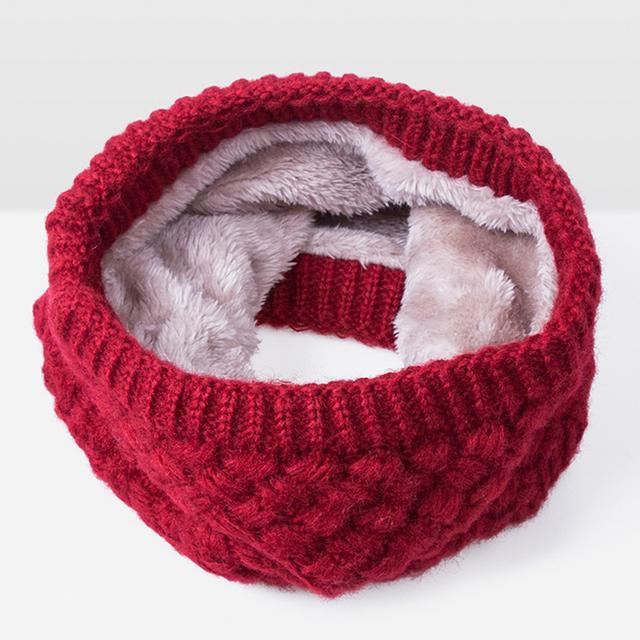 Winter Scarf Child For Women Children Girls