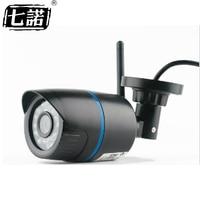 Seven Promise Hd 1080 Ip Camera Wifi Motion Detection Outdoor Waterproof Mini Card Black Cctv Surveillance